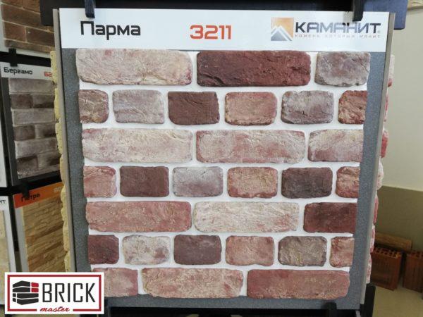 Плитка под кирпич лофт Парма 3211