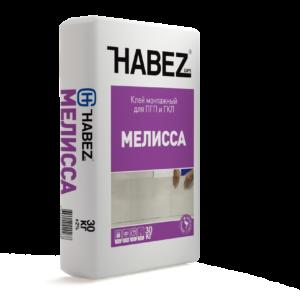 Монтажный клей для гипсокартона и монтажа пазогребневых перегородок Хабез Мелиса