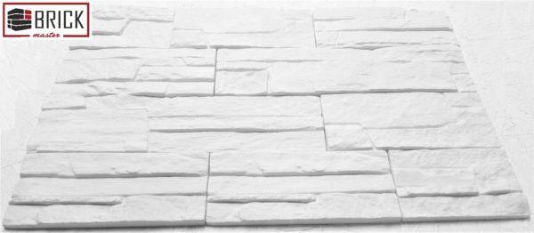 Гипсовый декоративный камень сланец2