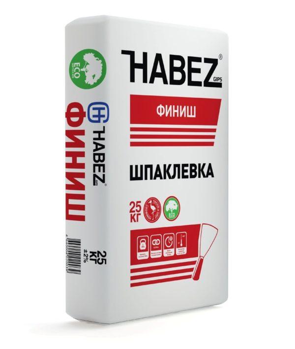 Шпаклевка ХАБЕЗ Финиш