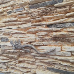 Гипсовый декоративный камень Гранд Каньон